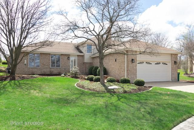 4 Wexford Court, Lemont, IL 60439 (MLS #10351199) :: The Wexler Group at Keller Williams Preferred Realty