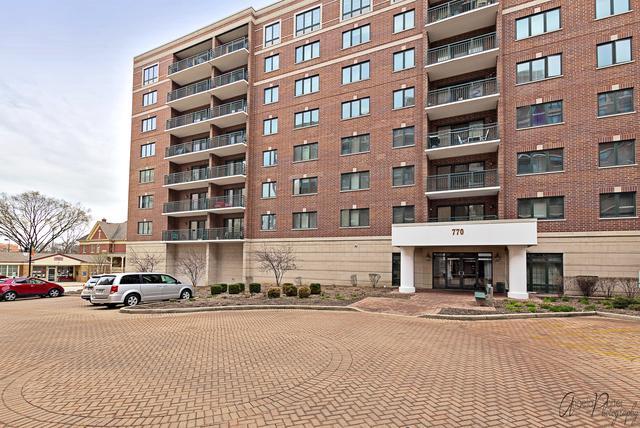770 Pearson Street 2-603, Des Plaines, IL 60016 (MLS #10351241) :: Helen Oliveri Real Estate