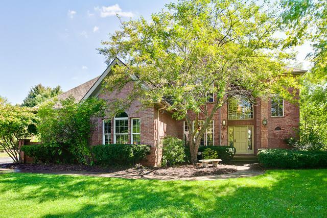 22803 N Prairie Lake Place, Kildeer, IL 60047 (MLS #10351255) :: Helen Oliveri Real Estate