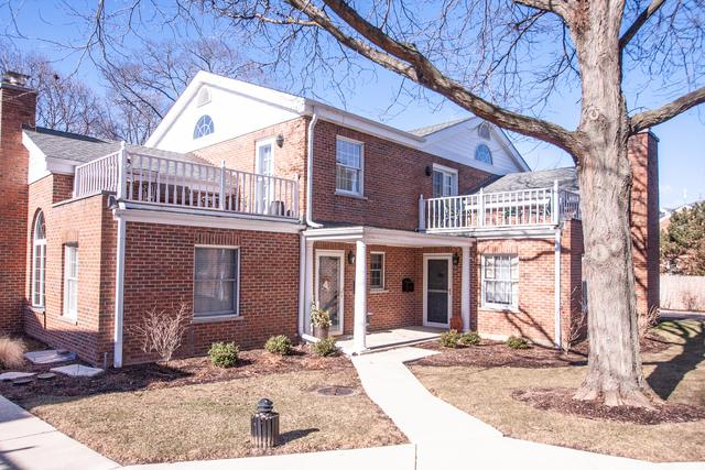 222 S Vine Avenue C, Park Ridge, IL 60068 (MLS #10351304) :: Century 21 Affiliated