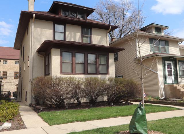 944 N Humphrey Avenue N, Oak Park, IL 60302 (MLS #10351309) :: Century 21 Affiliated