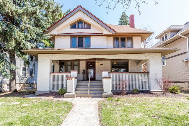 232 S Ridgeland Avenue, Oak Park, IL 60302 (MLS #10351326) :: Century 21 Affiliated