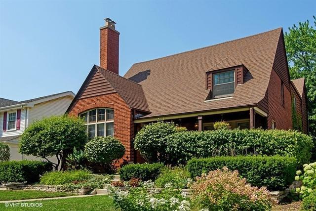 110 Joyce Place, Park Ridge, IL 60068 (MLS #10351337) :: Century 21 Affiliated