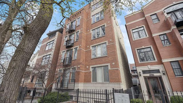 2418 W Moffat Street #3, Chicago, IL 60647 (MLS #10351372) :: Century 21 Affiliated