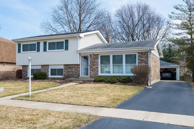 575 Patton Drive, Buffalo Grove, IL 60089 (MLS #10351411) :: Helen Oliveri Real Estate
