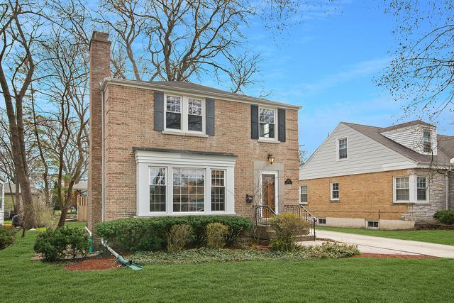 533 N Home Avenue, Park Ridge, IL 60068 (MLS #10351418) :: Century 21 Affiliated