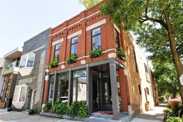 1825 W Wabansia Avenue, Chicago, IL 60622 (MLS #10351434) :: Leigh Marcus | @properties