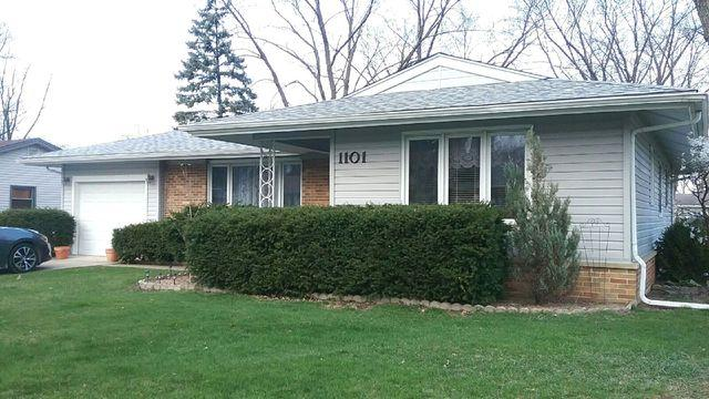 1101 Cedar Lane, Elk Grove Village, IL 60007 (MLS #10351478) :: Helen Oliveri Real Estate