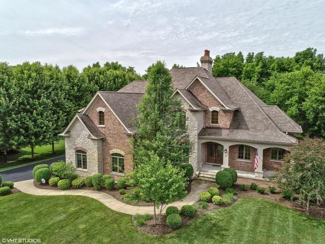 2 Saddle Ridge Court, Hawthorn Woods, IL 60047 (MLS #10351481) :: Helen Oliveri Real Estate