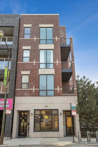 3536 N Lincoln Avenue #4, Chicago, IL 60657 (MLS #10351507) :: Leigh Marcus | @properties