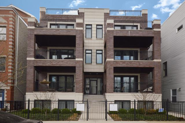3324 N Damen Avenue 2S, Chicago, IL 60618 (MLS #10351525) :: Century 21 Affiliated