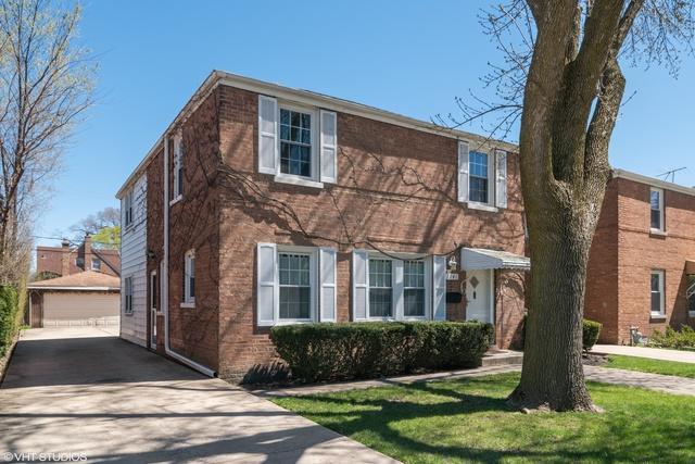 1741 N 73rd Court, Elmwood Park, IL 60707 (MLS #10351535) :: Century 21 Affiliated