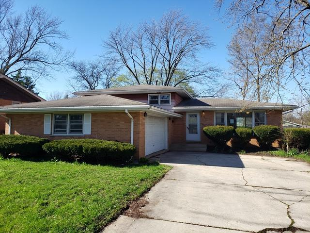 471 W 12th Street, Chicago Heights, IL 60411 (MLS #10351552) :: Helen Oliveri Real Estate