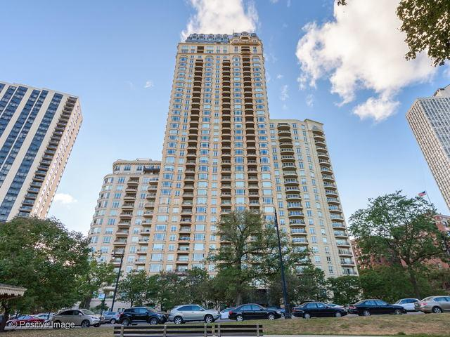 2550 N Lakeview Avenue N1205, Chicago, IL 60614 (MLS #10351585) :: Littlefield Group