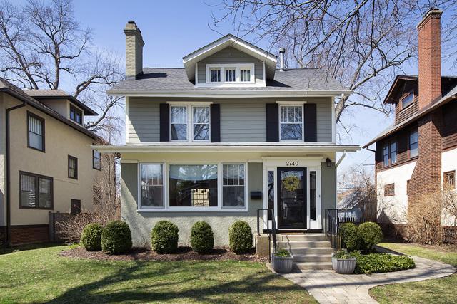 2740 Asbury Avenue, Evanston, IL 60201 (MLS #10351596) :: Century 21 Affiliated