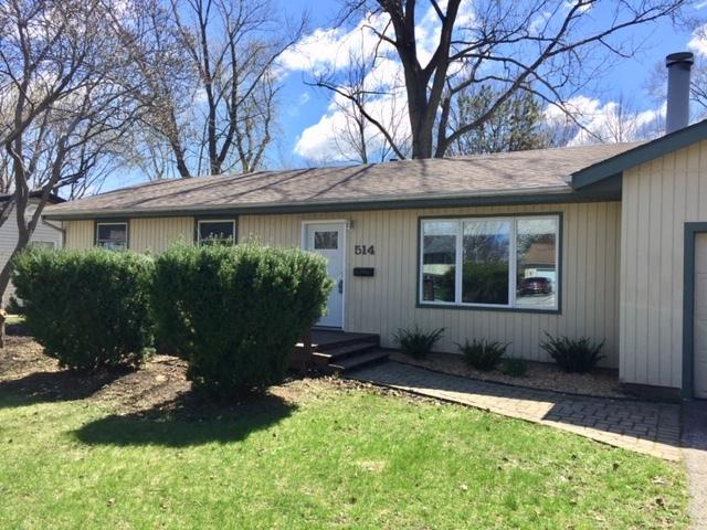 514 Inca Boulevard, Carol Stream, IL 60188 (MLS #10351622) :: Century 21 Affiliated