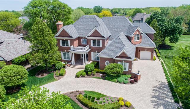 6037 Garfield Avenue, Burr Ridge, IL 60527 (MLS #10351669) :: The Wexler Group at Keller Williams Preferred Realty