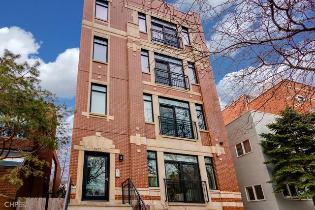 1827 N Larrabee Street #1, Chicago, IL 60614 (MLS #10351688) :: Leigh Marcus | @properties