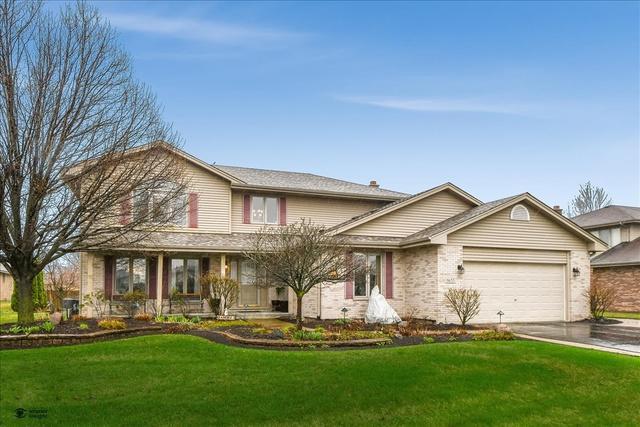 8655 Wyman Drive, Tinley Park, IL 60487 (MLS #10351714) :: Century 21 Affiliated