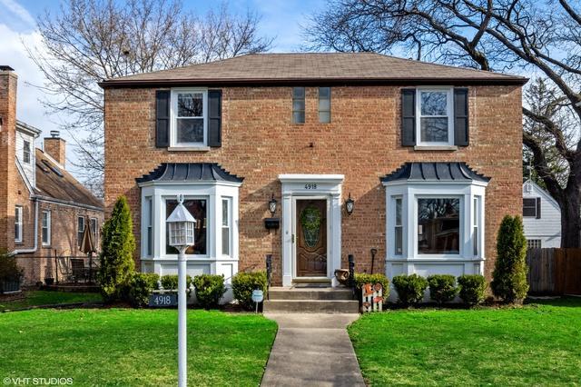 4918 Coyle Avenue, Skokie, IL 60077 (MLS #10351740) :: Century 21 Affiliated
