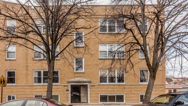 3414 W Cullom Avenue #1, Chicago, IL 60618 (MLS #10351767) :: BNRealty