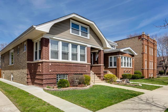 5406 W Wilson Avenue, Chicago, IL 60630 (MLS #10351795) :: Century 21 Affiliated