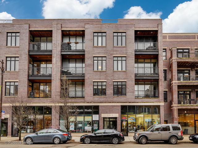 2129 W Belmont Avenue 3E, Chicago, IL 60618 (MLS #10351800) :: Century 21 Affiliated