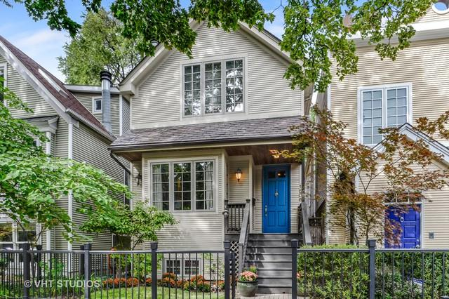 1506 W Wellington Avenue, Chicago, IL 60657 (MLS #10351836) :: Leigh Marcus | @properties