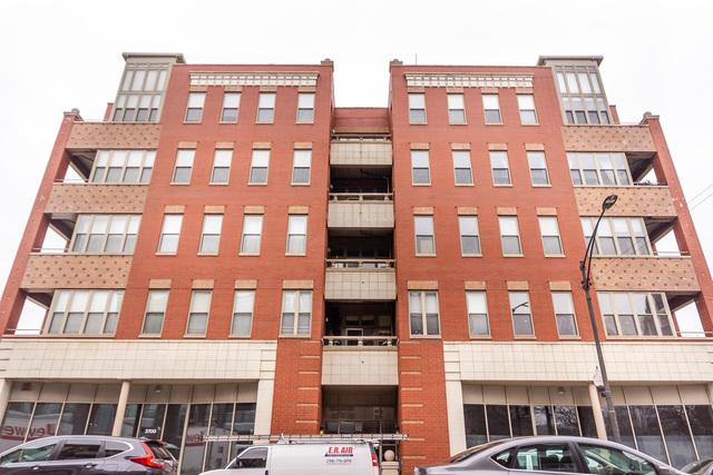 2700 W Belmont Avenue #402, Chicago, IL 60618 (MLS #10351845) :: Century 21 Affiliated