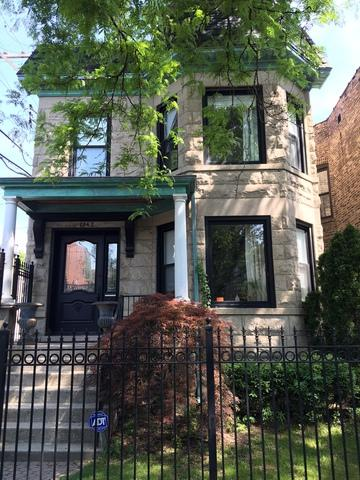 1142 W George Street, Chicago, IL 60657 (MLS #10351853) :: Leigh Marcus | @properties