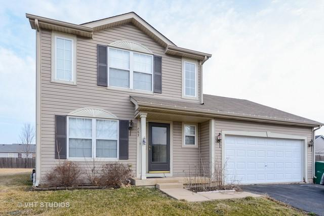 763 Ridge Drive, Dekalb, IL 60115 (MLS #10351880) :: Helen Oliveri Real Estate