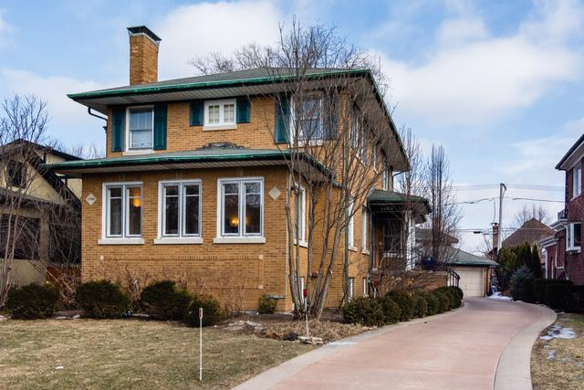 1106 N Grove Avenue, Oak Park, IL 60302 (MLS #10351928) :: Century 21 Affiliated