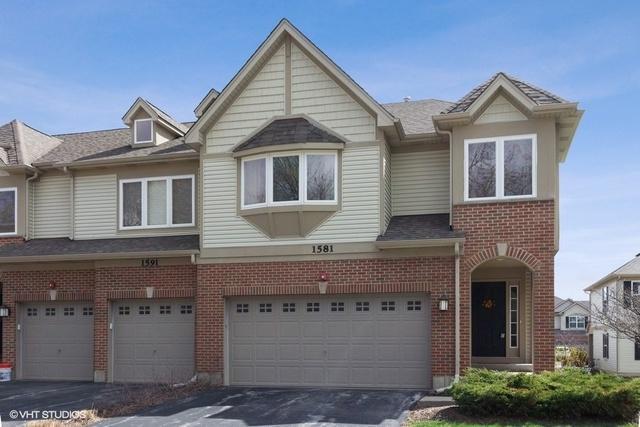 1581 Pauline Circle, Mundelein, IL 60060 (MLS #10351953) :: Helen Oliveri Real Estate