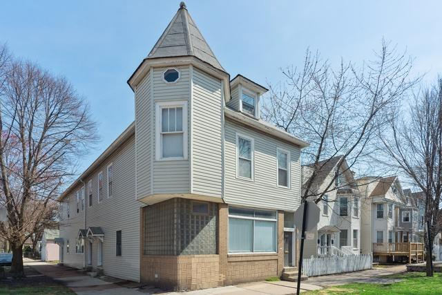 3059 N Leavitt Street, Chicago, IL 60618 (MLS #10351985) :: Century 21 Affiliated