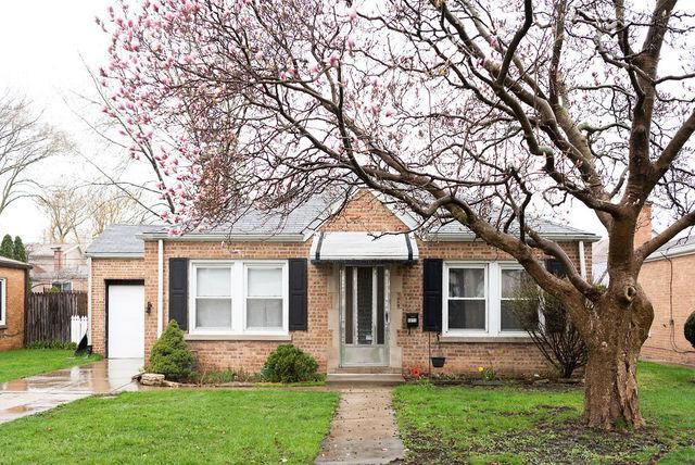 4018 Grace Street, Schiller Park, IL 60176 (MLS #10351990) :: Leigh Marcus | @properties