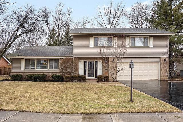 1906 Sunnyside Circle, Northbrook, IL 60062 (MLS #10351993) :: Helen Oliveri Real Estate
