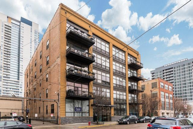 23 N Green Street #206, Chicago, IL 60607 (MLS #10351997) :: John Lyons Real Estate