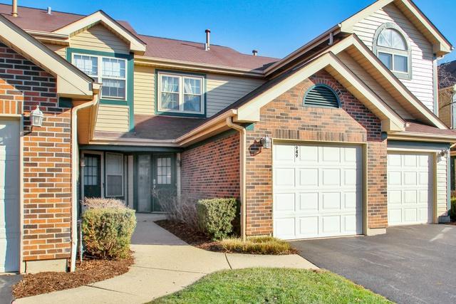 949 Ridgefield Lane, Wheeling, IL 60090 (MLS #10352043) :: Leigh Marcus | @properties