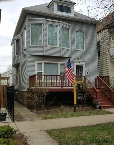 4044 N Campbell Avenue, Chicago, IL 60618 (MLS #10352066) :: Century 21 Affiliated