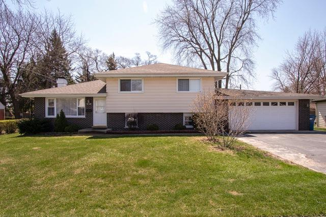 6743 W 115th Street, Worth, IL 60482 (MLS #10352117) :: Leigh Marcus | @properties