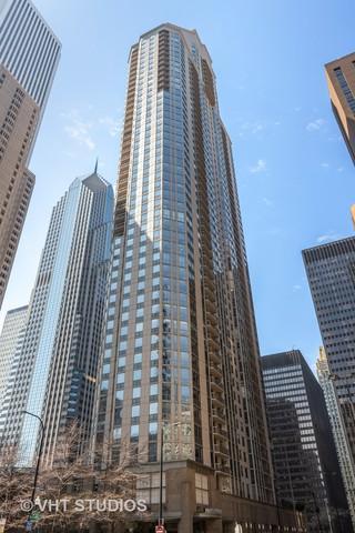 222 N Columbus Drive #4308, Chicago, IL 60601 (MLS #10352133) :: John Lyons Real Estate