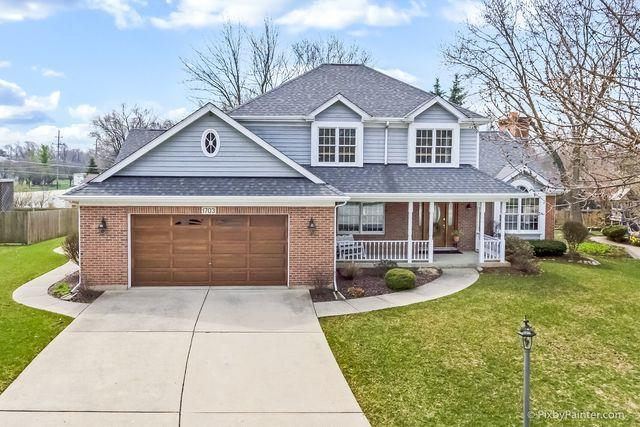 1703 Frediani Court, Mount Prospect, IL 60056 (MLS #10352179) :: Helen Oliveri Real Estate