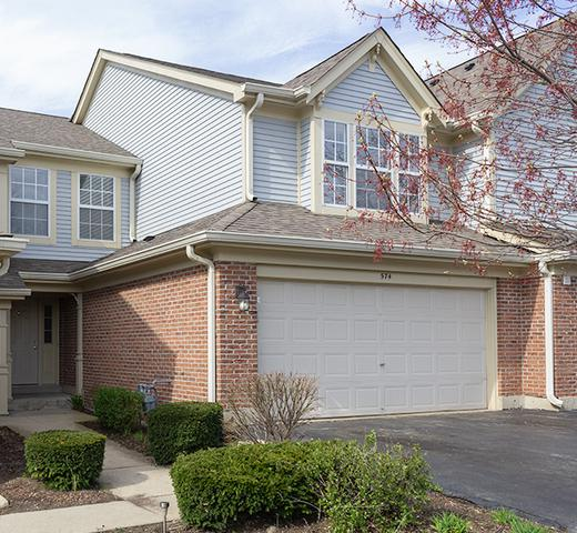 574 Portsmith Court, Crystal Lake, IL 60014 (MLS #10352191) :: The Jacobs Group