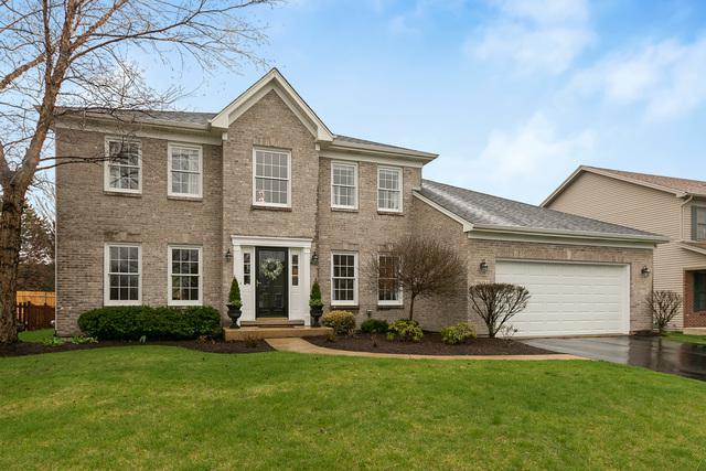 2804 Fairhauser Court, Naperville, IL 60564 (MLS #10352203) :: Helen Oliveri Real Estate
