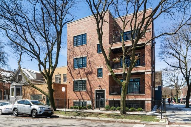 3356 N Marshfield Avenue #4, Chicago, IL 60657 (MLS #10352212) :: Leigh Marcus | @properties