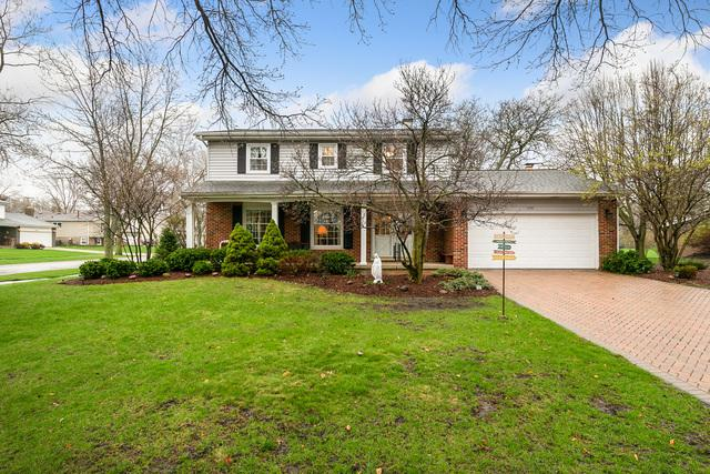 1770 Brentwood Lane, Wheaton, IL 60189 (MLS #10352239) :: Helen Oliveri Real Estate