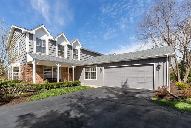 2 Fox Trail, Lincolnshire, IL 60069 (MLS #10352314) :: Helen Oliveri Real Estate