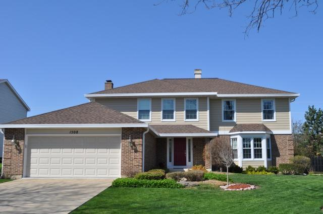 1508 E Canterbury Drive, Arlington Heights, IL 60004 (MLS #10352315) :: The Jacobs Group