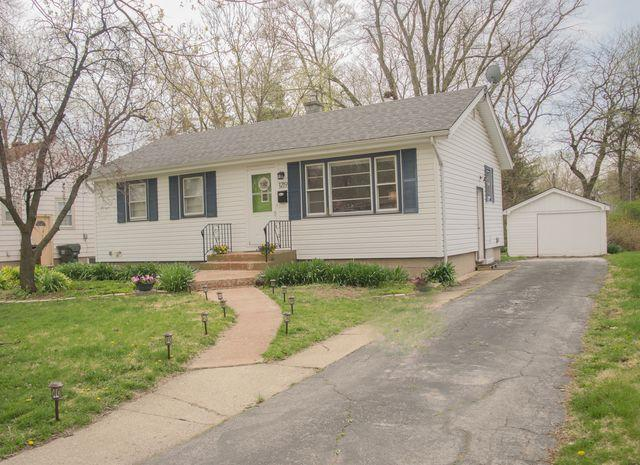 1219 Hickory Road, Homewood, IL 60430 (MLS #10352333) :: BNRealty