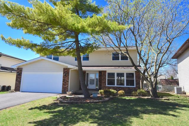 862 Papoose Court, Carol Stream, IL 60188 (MLS #10352346) :: Leigh Marcus | @properties